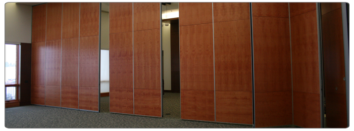 Operable Walls Air Walls Folding Partition Walls Office Room